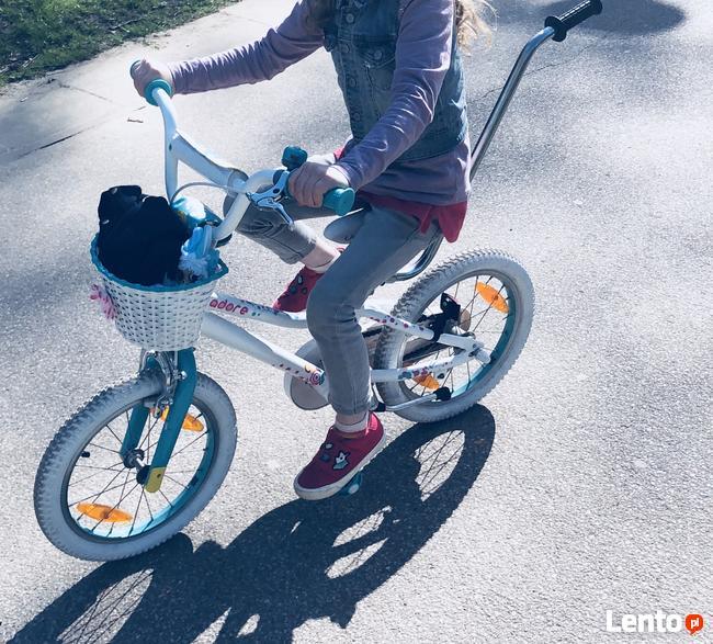 Rowerek dla dziewczynki 16'