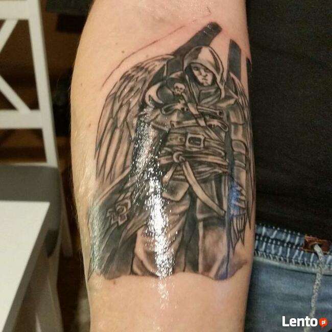 Tatuaż Głogów