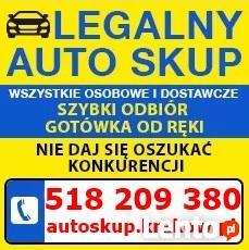 SKUP SAMOCHODÓW >Kraków< ZAPŁACIMY ZDECYDOWANIE NAJWIĘCEJ! !