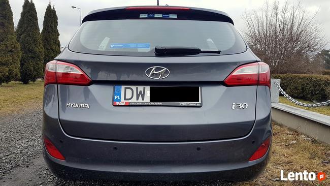 HYUNDAI i30 diesel 99zł / doba !! Wrocław WYNAJMĘ rent a car