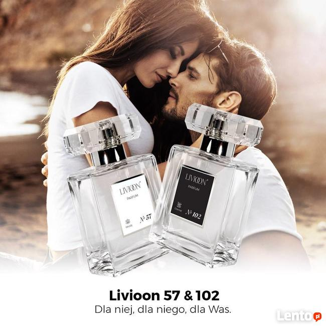 Archiwalne Livioon francuskie perfumy damskie i męskie Zgierz