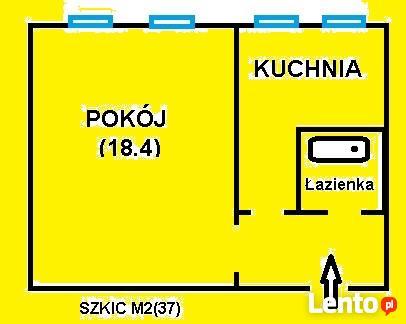 Zamienimy M2(37) w kamienicy kwaterunkowej na M do wykupu