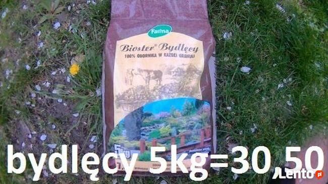 Bydlęcy obornik granulowany 5 kg - skondensowany