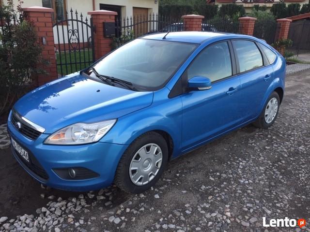 Ford Focus MK2 salon 1 właściciel benzyna + gaz