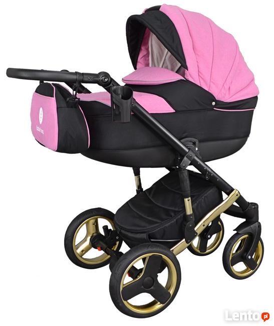 Wózek Dziecięcy Gold Premium 3w1 z fotelikiem babeboss