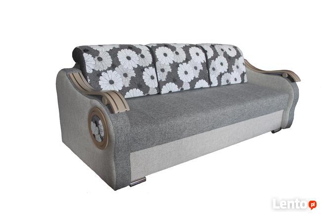 Nowa kanape na sprezynach LUNA Poznan transport gratis