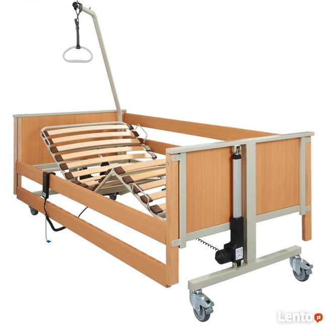 łóżko Rehabilitacyjne Elektryczne Szpitalne Wynajem Wyp