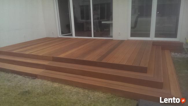 Tarasy Pergole elementy stolarki ogrodowej
