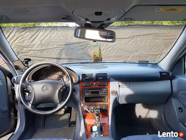 Sprzedam Mercedes-Benz C200 z 2002r.