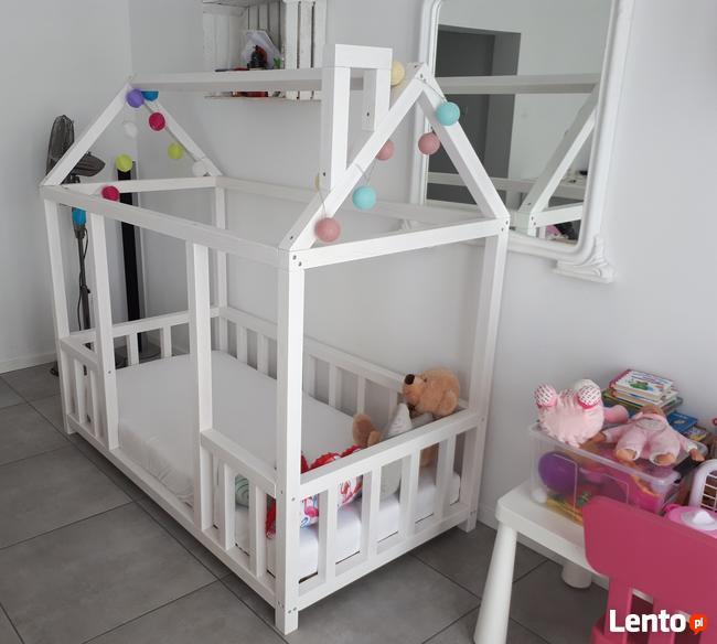 Łóżko domek 160x80 /SKLEP /PROJEKTDZIECKO /COM