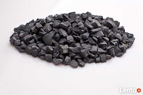 Grys czarny 8-16mm, worki 20kg, big bagi. Kamienie ogrodowe,