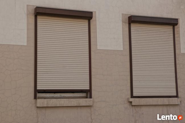 ROLETA ZEWNĘTRZNA Aluminiowa Rolety zewnętrzne okienne