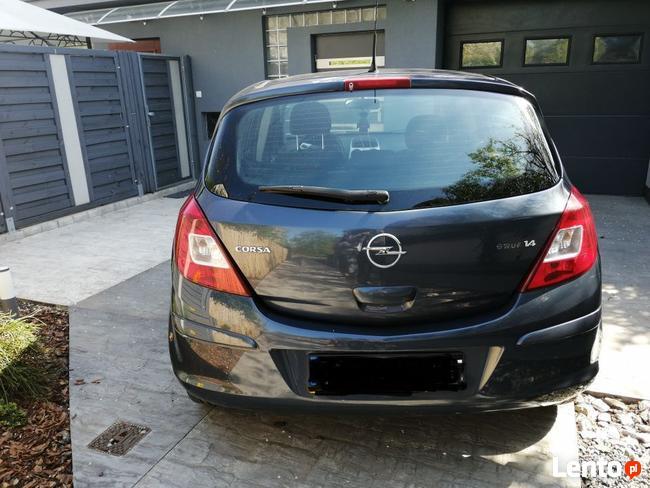Opel. Corsa d