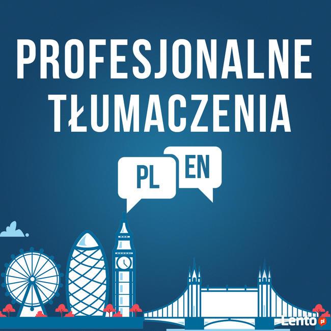 Tłumaczenia j. angielski - profesjonalizm i rzetelność