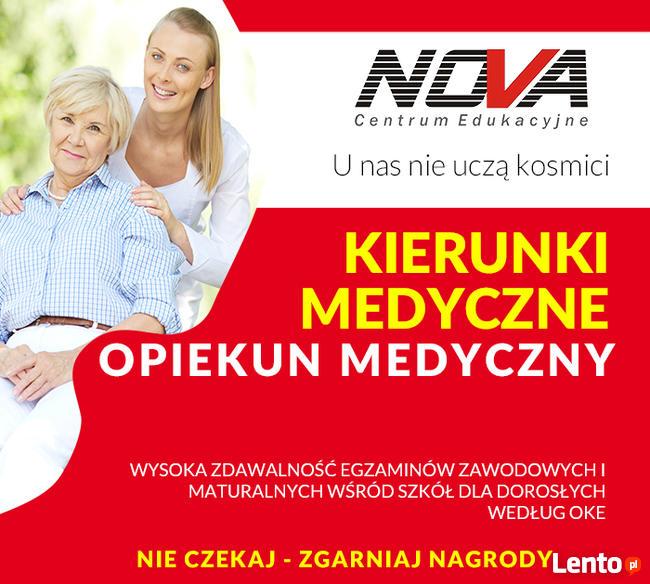 Szkoła policealna Lublin OPIEKUN MEDYCZNY