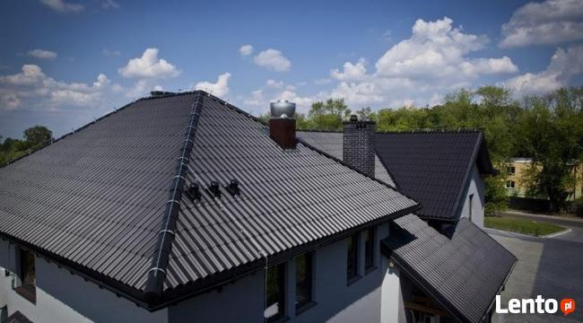 EUROFALA- bardzo trwałe pokrycia dachowe OBSŁUGUJEMY POLSKĘ!