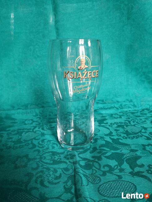 Szklanka/szklanki, kufle do piwa KSIĄŻĘCE Chlebowo Miodowe 0