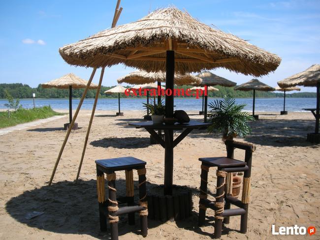 Parasol ogrodowy, parasol plażowy, parasol tropikalny, Hawaj