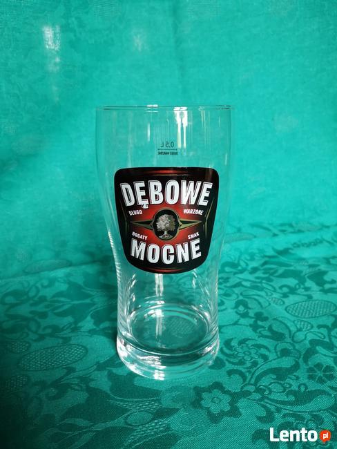 Szklanka/szklanki, kufle do piwa DĘBOWE MOCNE 0l
