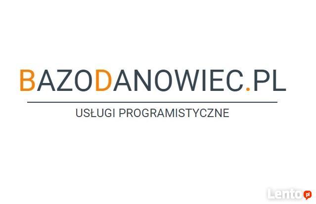 Bazodanowiec - usługi programistyczne