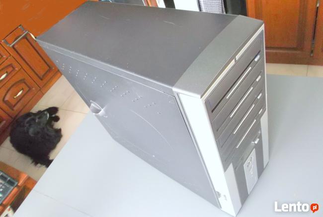 Komputer stacjonarny na Części (prawie kompletny)
