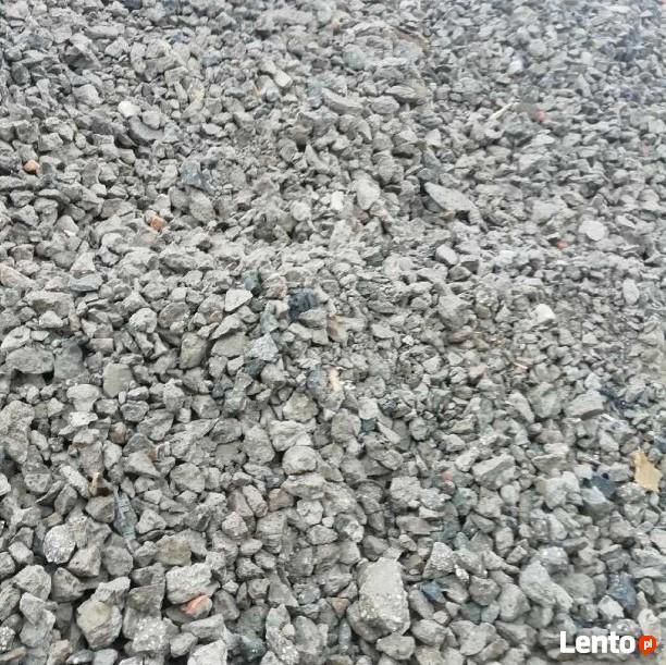 Kruszonka betonowa, beton kruszony
