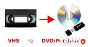 Kasety Vhs DV na DVD Audio przegrywanie dojazd ,Filmowanie