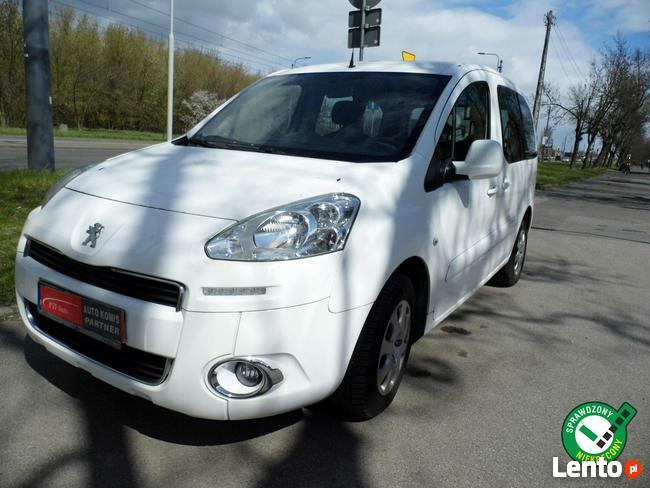Peugeot Partner salon Polska VAT 23% teepe