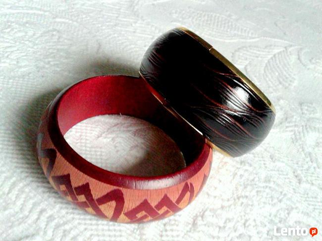 2 nowe, orientalne, szerokie bransolety:)