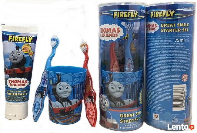 Thomas & Friends-zestaw dla DZIECI do mycia zębów-na PREZENT