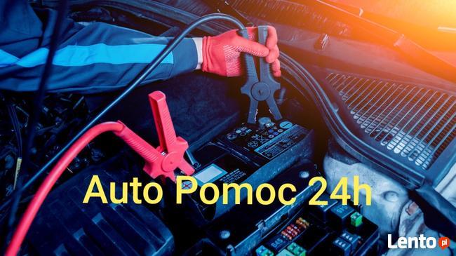 Odpalenie samochodu warszawa 24h POMOC DROGOWA AUTO-POMOC
