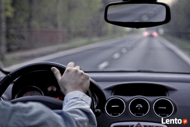 kierowca podejmie współprace