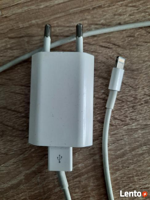 Ładowarka Kostka + kabel USB lihtin do iPhone, iPada, iPoda