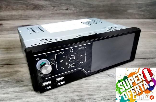 Radio samochodowe multimedialne UNIWERSALNE - 1 DIN, EKRAN!