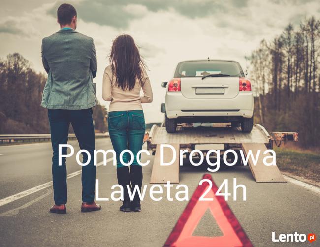 Laweta Warszawa S2 S8 A2 S7 Holowanie 24h Pomoc Drogowa