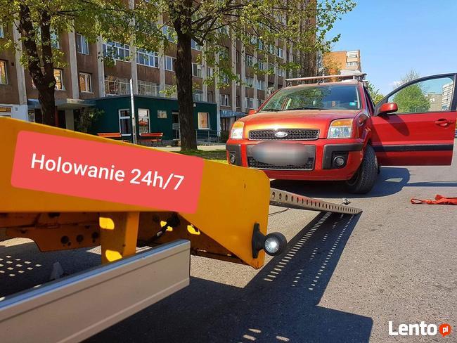 Laweta Warszawa 24h, Holowanie tanio Warszawa 24h