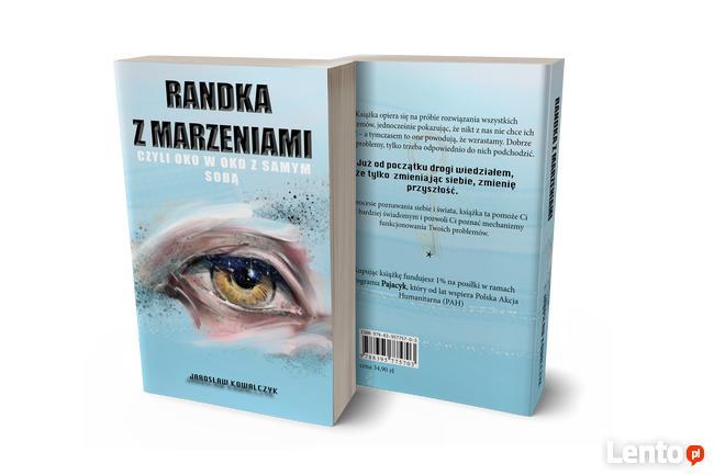 Książka Randka Z Marzeniami Czyli Oko W Oko Z Samym Sobą
