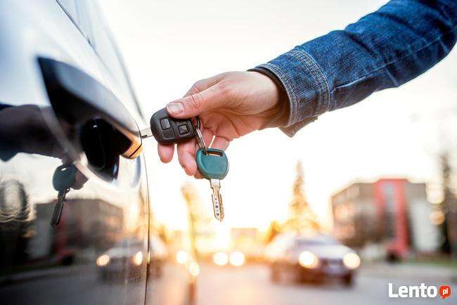 Usługi ślusarskie ślusarz Gliwice awaryjne otwieranie aut