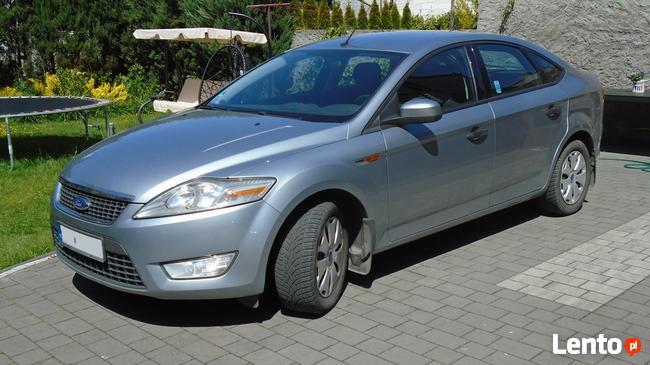 Ford MONDEO mk4 2.0 TDCI salon PL