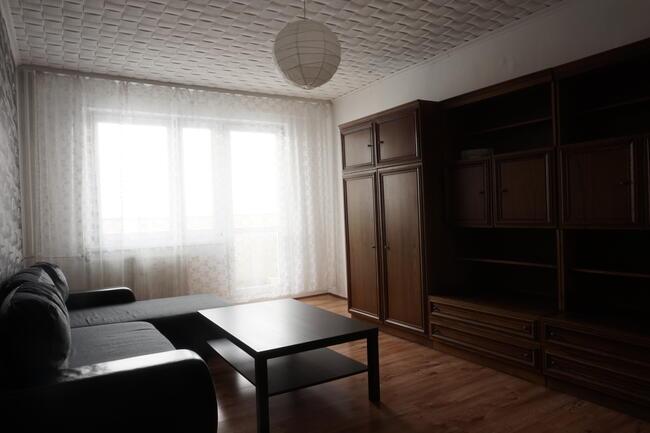 balkon, pralka, lodówka, meble, 2 pokoje, 49 m2, 1000 zł,