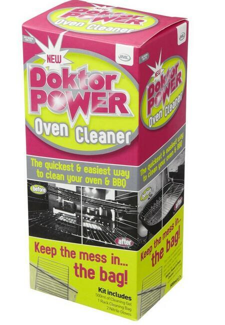 Zestaw do czyszczenia piekarnika Dr Power