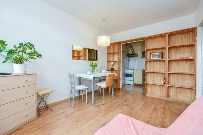 Tanie mieszkanie dwupokojowe 30m2 Czyżyny al. Pokoju