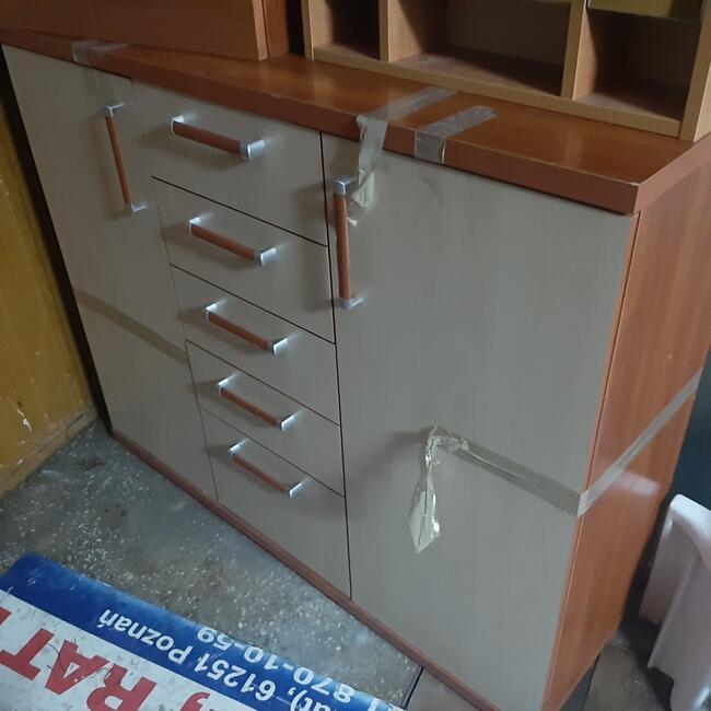 szafka niska
