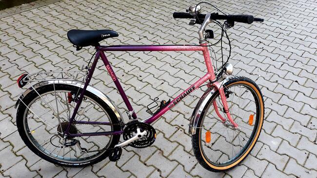 rower trekkingowy SCHAUFF SUPER JUNGLE 28 Shimano exage 300l