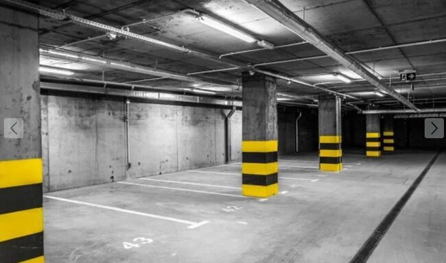 Koralowa 14 miejsce parkingowe podziemne