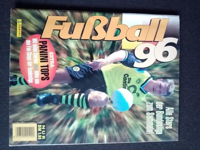 Panini Bundesliga 96
