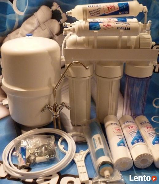 Filtr do wody odwróconej osmozy z mineralizatorem. Promocja!