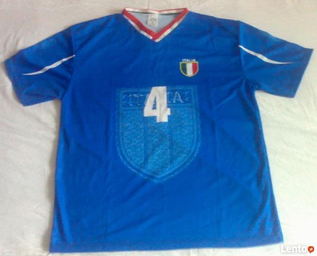 Sprzedam koszulki reprezentacji Włoch