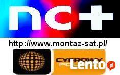 Montaż anten satelitarnych i naziemnych Poznań 886204048