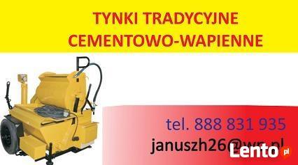 Tynki Tradycyjne Białystok (eko-tynki Cementowo wapienne)